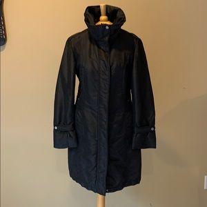 Geox black winter coat